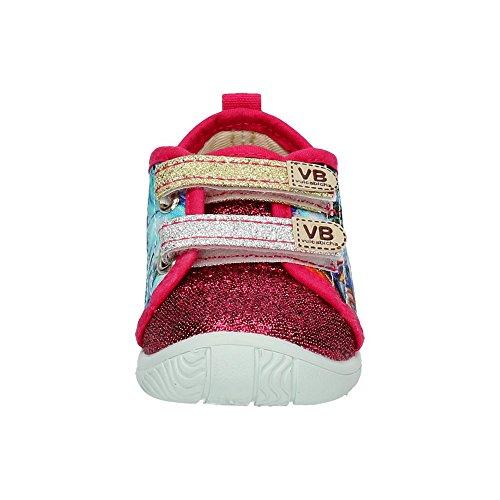 Vulca Bicha Bambina scarpe sportive Fucsia