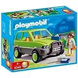 Playmobil - Veterinaria Con Coche (4345)