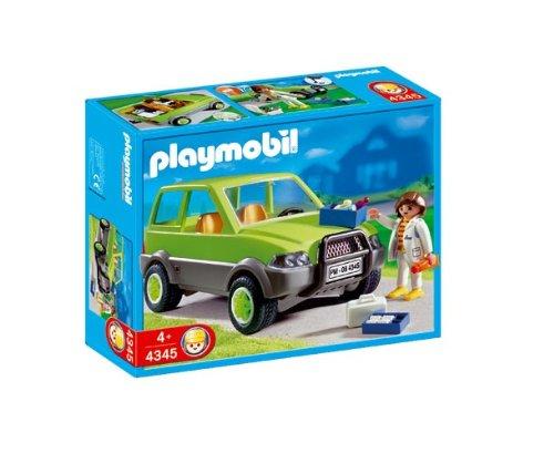 Playmobil - Veterinaria con Coche 4345