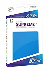 Ultimate Guard ugd010559UX Supremo japonés tamaño Funda Tarjeta Caso