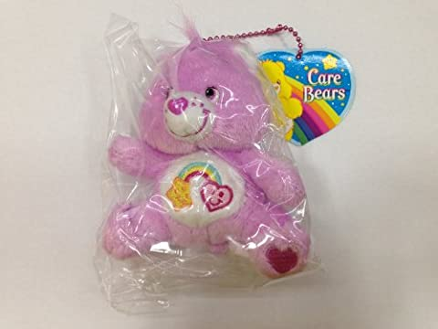 Care Bears Plush Doll Key Chain Best Friend Bear (Japan import / The package and the manual are written in Japanese)