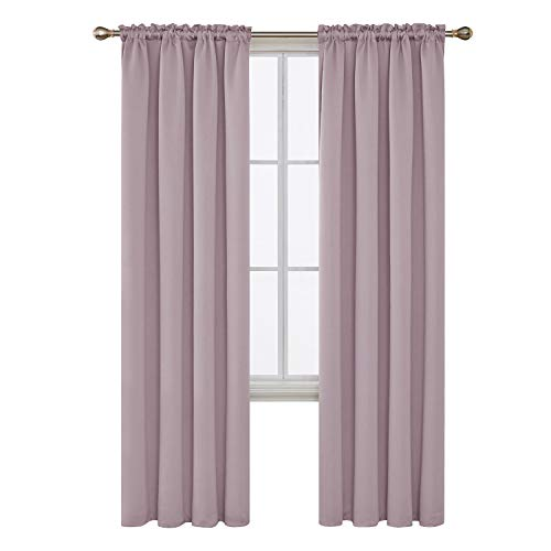 check MRP of pink room curtains Deconovo
