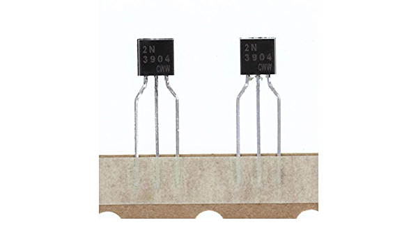 20 St/ück 2N3904Y 2N3904 3904 NPN Transistor TO-92 40 V 200 MA 625 mW