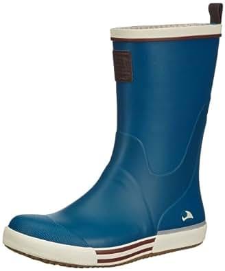 Viking Regatta 1-42120-5501 Unisex-Erwachsene Gummistiefel, Blau (Petrol 5501), EU 45