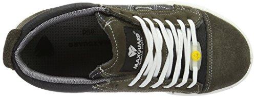 Maxguard Shawn S450, Chaussures de Football Mixte Adulte, 36 EU Noir