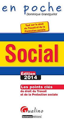 Social 2014 par Dominique Grandguillot