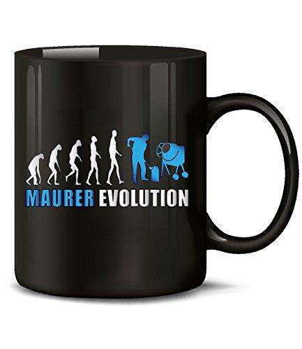 Maurer EVOLUTION 5898(Schwarz-Blau)
