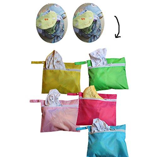 O Roupa Saco Azul Gravata Para A Bebê de Suja Dobrar Qhgstore Saco Fora De rosa De Armazenamento 8BPqpI
