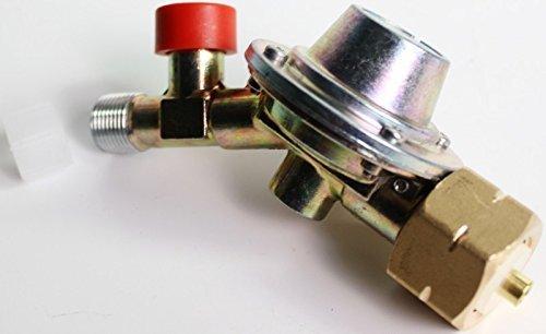 Druckminderer Druckregler Schlauchbruchsicherung Propan Gas 4 Bar Gasflasche 11 -