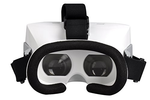 VR-WOW! World of Emotion - 3D VR Virtual Reality Headset inkl. Apple iPhone 5/5s/5SE Adapter