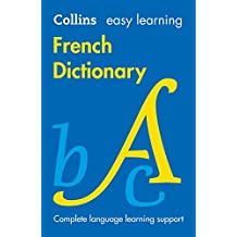 Easy Learning French Dictionary (Collins Easy Learning French)