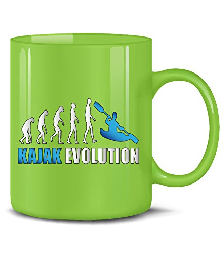 KAJAK EVOLUTION 619(Grün-Blau)