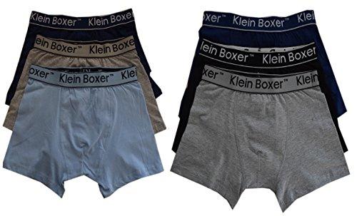 Panzy - Bóxers - para niño 12 Boxer/Trunks Design 2 7-8 años