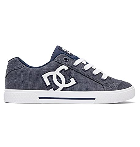 DC Girls Schuhe Chelsea TX SE Blau Gr. 42 (Chelsea Girls Schuhe)