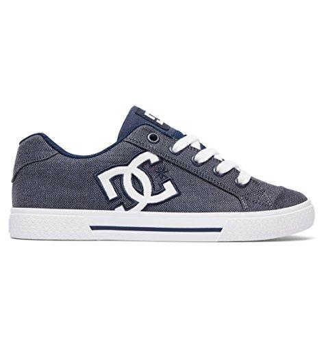 DC Shoes Chelsea TX Se, Baskets Basses Femme