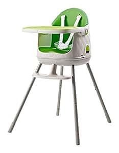 Keter Multi Dine Chaise haute vert