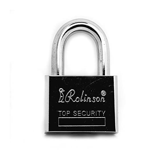 Professional Security Strong Solid Brass Anti Theft Hard Steel Lock,Padlock For Office,Door,Gate,Home,Barn,Factory Gate,No Key Coping