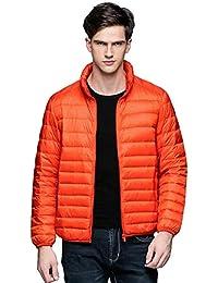Amazon.es: Polar - Naranja / Ropa de abrigo / Hombre: Ropa