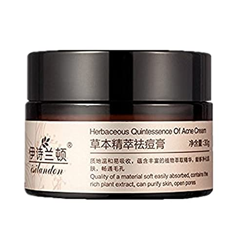 Effective Face Skin Care Removal Cream Acne- Spots Scar Blemish Marks Treatment Acne removing Cream Lanspo
