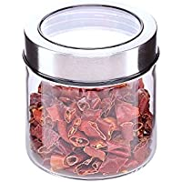Vetro sigillato speziale jar condimento di umidità bottiglie lattine di