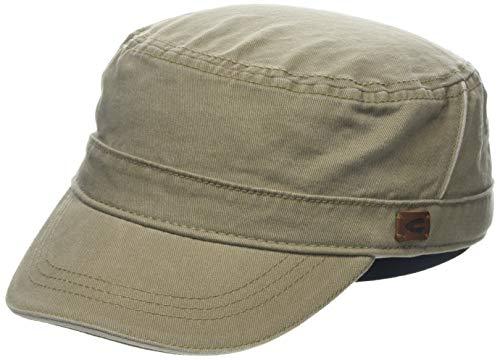 Active Cap (Camel Active Herren Schirmmütze 406270, Beige (Beige 12), Large (Herstellergröße: L))