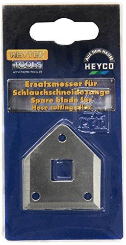 Heytec Heyco 50816470000 Ersatzmesser für Schlauchschneidezange