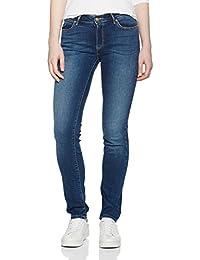Wrangler Women's Slim Authentic Blue Jeans