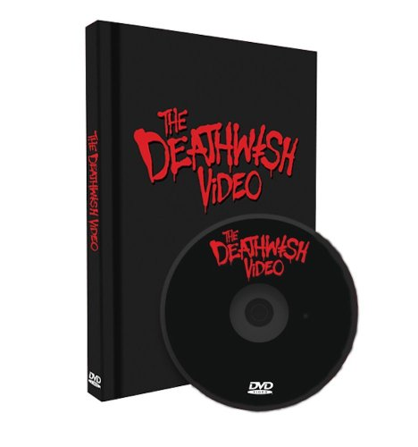 DEATHWISH Skateboards - The Deathwish Video DVD + Booklet (NEW & SEALED)