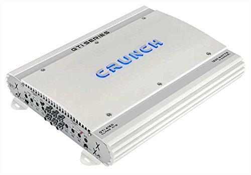 Crunch gti-4150Auto verkabelt weiß Verstärker Audio -