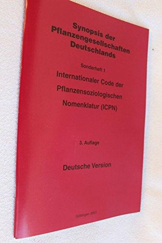 Synopsis der Pflanzengesellschaften Deutschlands. Heft 1: Erico - Pinetea (h6), Alpisch - Dinarische Karbonat - Kiefernwälder.
