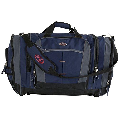 calpak-silver-lake-solid-27-inch-lightweight-unisex-duffel-bag-navy-blue-one-size
