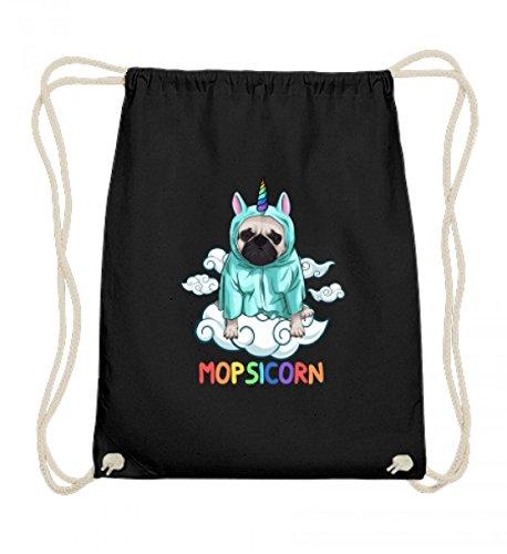 Gymsac - Mopsicorn süßer Mops im Einhornkostüm (Freund-kostüm-ideen)