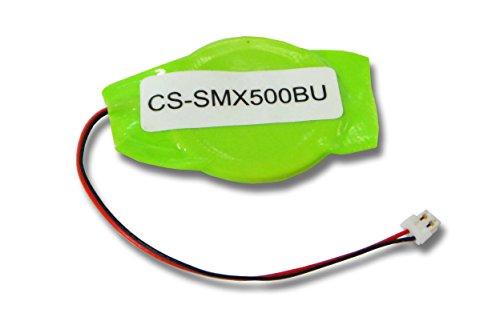 vhbw Batterie Li-ION Bios 50mAh (3.0V) pour Ordinateur Notebook Samsung XE500C21, XE500C21-H02US, XE500T, XE500T1C-A01UK, XE500T1C-A02US comme XE500.