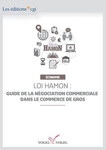 Loi hamon guide de la ngociation commerciale dans le commerce de loi hamon guide de la ngociation commerciale dans le commerce de gros french edition fandeluxe Images