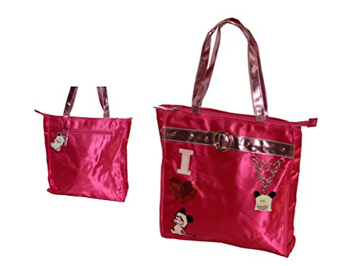 Hello Spank Shopper fashion (Fucsia) Fucsia
