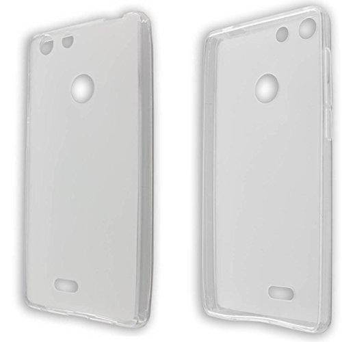 caseroxx TPU-Hülle für Archos 55 Diamond Selfie Lite, Tasche (TPU-Hülle in transparent)