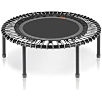 bellicon Basic Trampolin, Schwarz/Grau, 100 cm