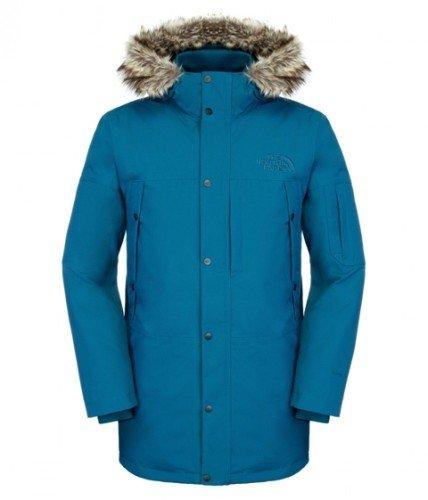 Orcadas Parka Jacket monterey blue