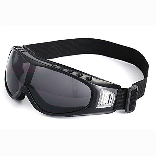 RENNICOCO Sport-Sonnenbrille-Schutz-Radfahrengläser mit 5 austauschbaren Objektiven für Das Radfahren, Baseball, Fischen, Ski Laufen, Golf