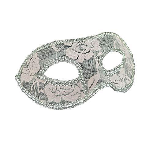 Fliegend Damen Masquerade Maske Spitzenmaske/Halloween Maske/Karneval Maskerade Maske/Venetian Gesichtsmaske/Sexy Augenmaske/Erotik Maske/Maskenball Maske für Weihnachten Party (Optimus Halloween-kostüm Prime Erwachsene Für)