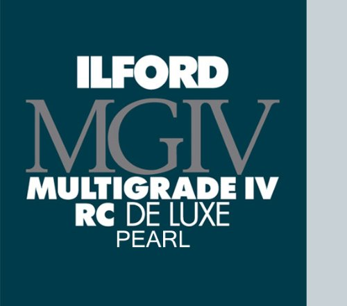 Ilford Multigrade IV RC Deluxe satin-matte Inkjet Paper–Printing Paper (satin-matte, 190g/m², 50Blatt)