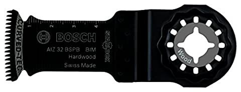 Bosch 2608661645 Lame plongeante BIM AIZ 32 BSPB hard wood 50 x 32 mm