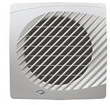 Greenwood WC Bad Küche Comfofan Waschküche Abluftventilator EL125 - Standardmodell 125 mm - 12,7 cm Zoll Fenster, für Wand- und Deckenmontage Anwendungen