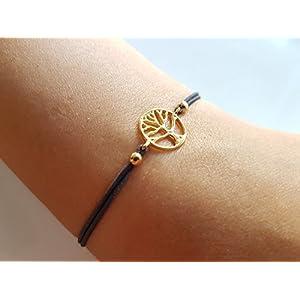 Lebensbaum – Twist-Armband