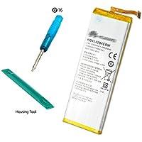 MarvelTech 3100mAh batería interna HB4242B4EBW con Flex Cable para Huawei Honor 6+ KR-NET soporte