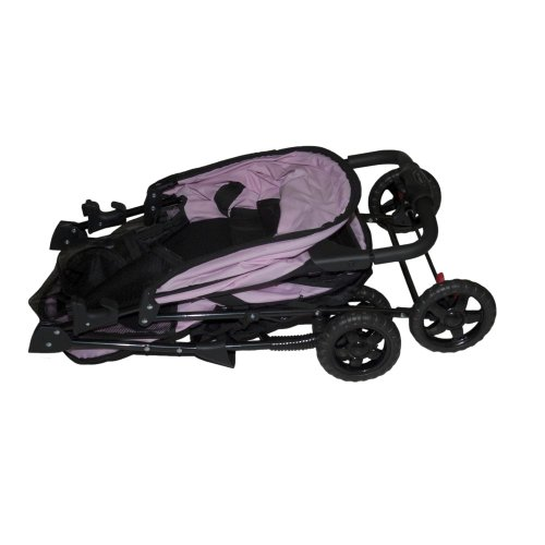 Pet Gear Happy Trails Hundebuggy, pink - 3