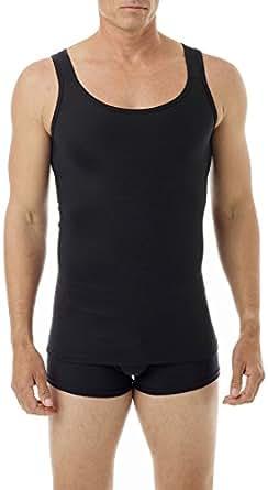Underworks Mens Classic Compression Body Shirt 4X Black