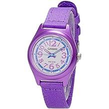 Reloj analógico Casio para niña. LTR-19B-6BV