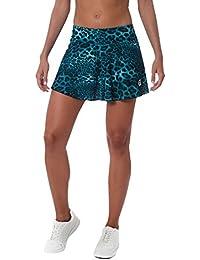 a40grados Sport & Style Full Falda, Mujer, Azul, ...