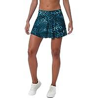 a40grados Sport & Style Full - Falda para mujer, color azul, talla XL